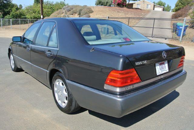 1993 mercedes benz 300 class 300se w140 luxury sedan in el for Mercedes benz el cajon