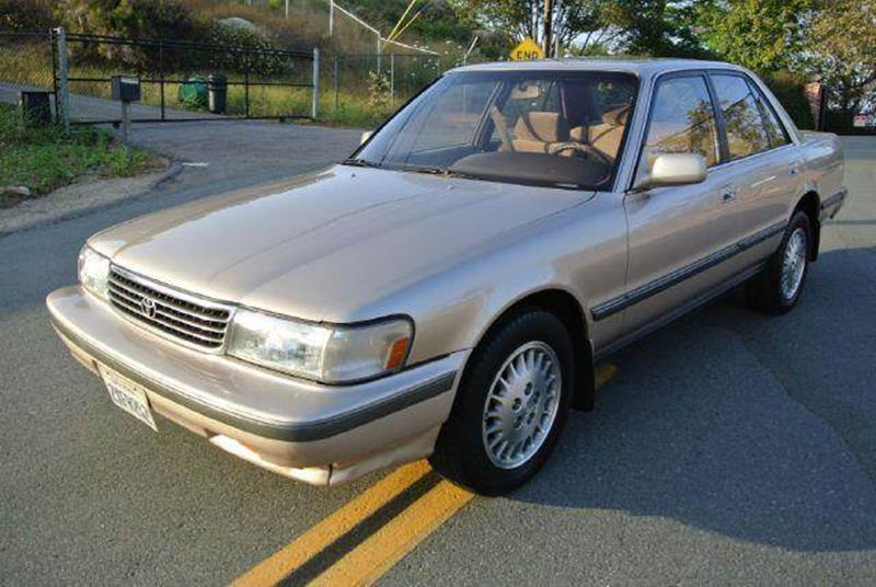 1991 Toyota Cressida Luxury In El Cajon Ca 1 Owner Car Guy