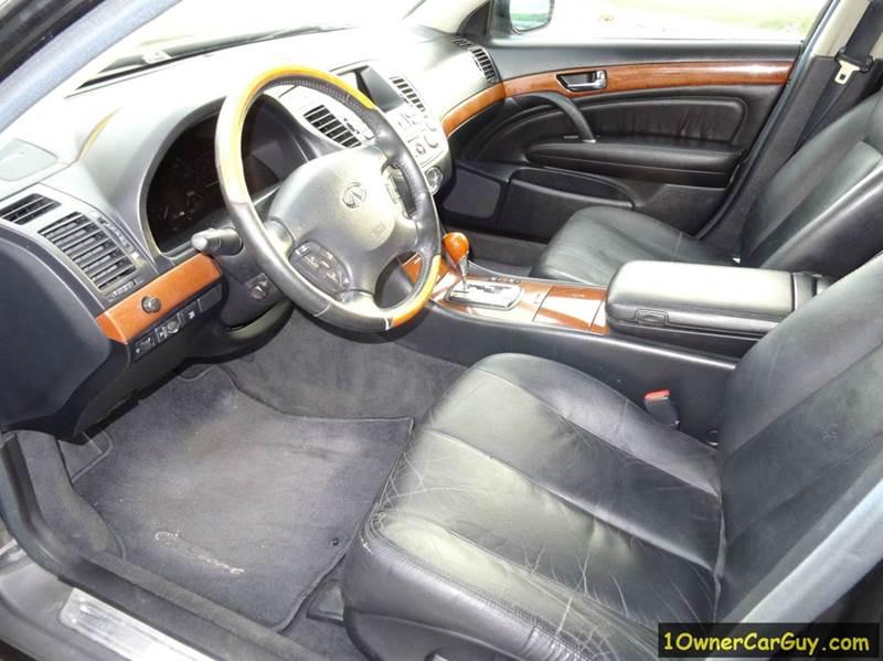 2002 Infiniti Q45 Base 4dr Sedan - El Cajon CA