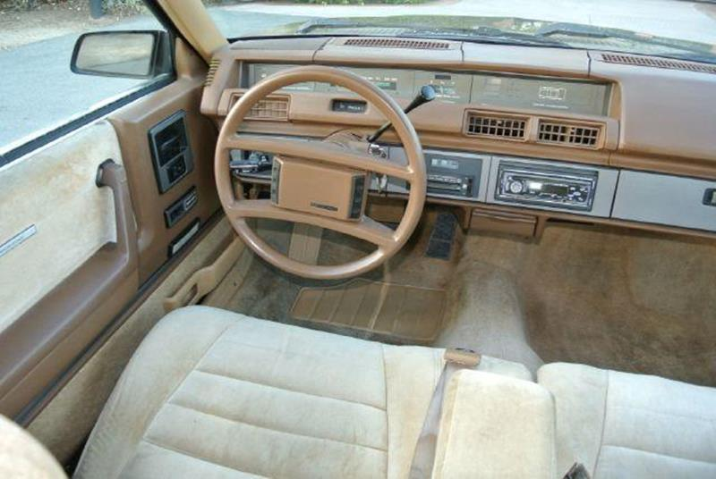 1985 Pontiac 6000 LE - El Cajon CA