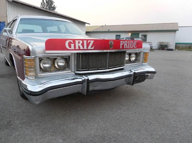 1978 Mercury Grand Marquis  - El Cajon CA