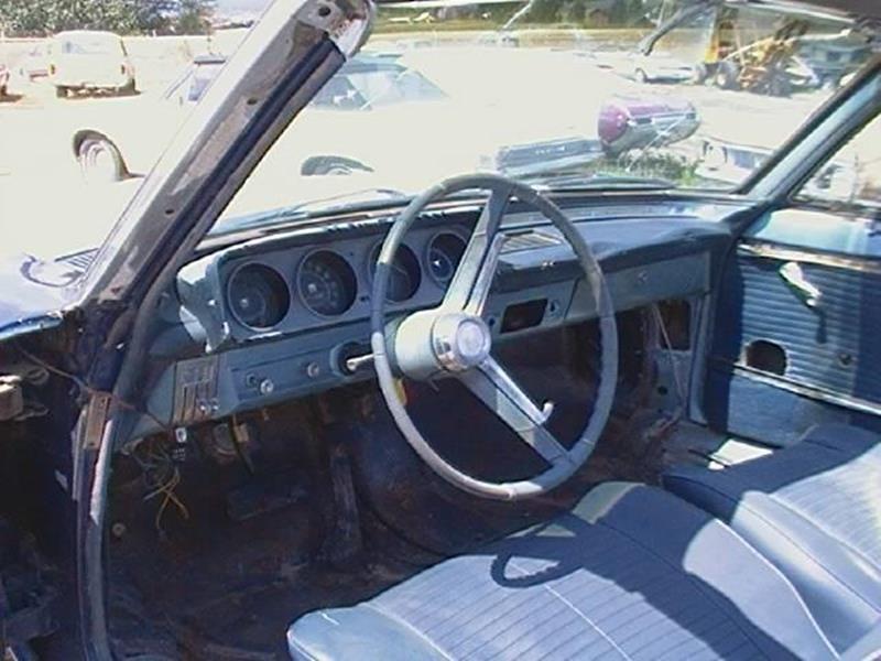 1963 Pontiac Le Mans  - El Cajon CA