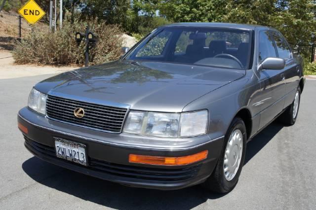 1991 lexus ls 400 in el cajon ca 1 owner car guy. Black Bedroom Furniture Sets. Home Design Ideas