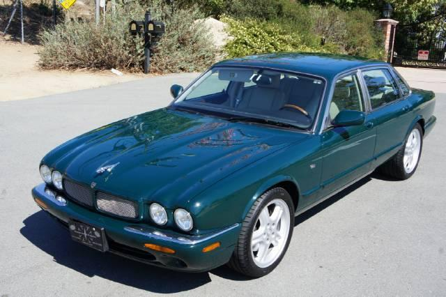 1999 jaguar xjr in el cajon ca 1 owner car guy. Black Bedroom Furniture Sets. Home Design Ideas