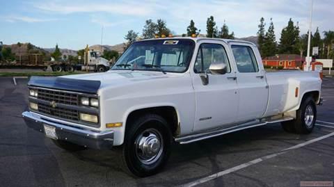 1989 Chevrolet C/K 3500 Series
