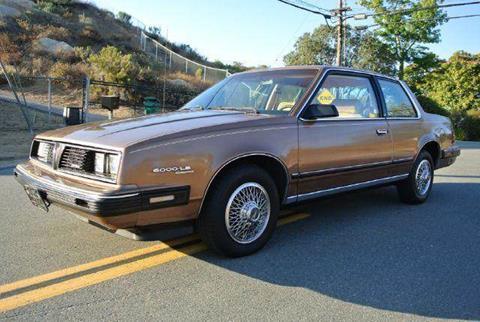 1985 Pontiac 6000