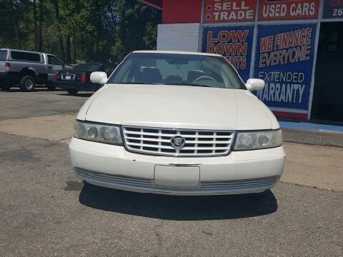 1999 Cadillac Seville