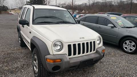 2004 Jeep Liberty for sale in Selinsgrove, PA
