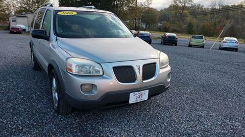 2006 Pontiac Montana SV6 for sale in Selinsgrove, PA