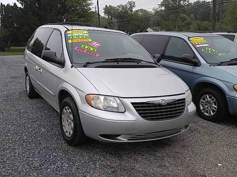 2001 Chrysler Voyager for sale in Selinsgrove, PA