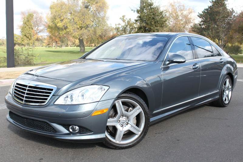 2007 mercedes benz s class s550 4matic awd 4dr sedan in for Mercedes benz sacramento