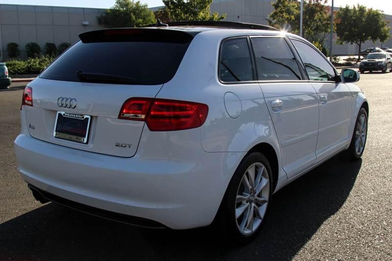 Audi A T Premium PZEV Dr Wagon A In Sacramento CA - Audi a3 wagon