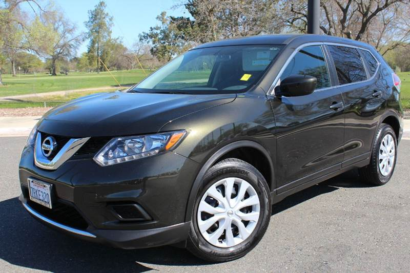 2016 nissan rogue sl 4dr crossover in sacramento ca zander motors. Black Bedroom Furniture Sets. Home Design Ideas