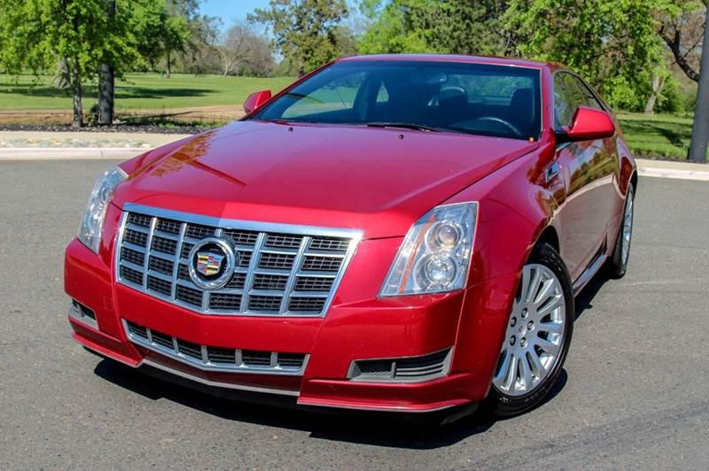 2014 Cadillac Cts 3.6L 2dr Coupe In Sacrato CA - Zander Motors