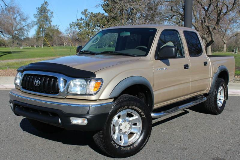 2003 Toyota Tacoma Prerunner V6 Double Cab Rwd Sb | Autos Post