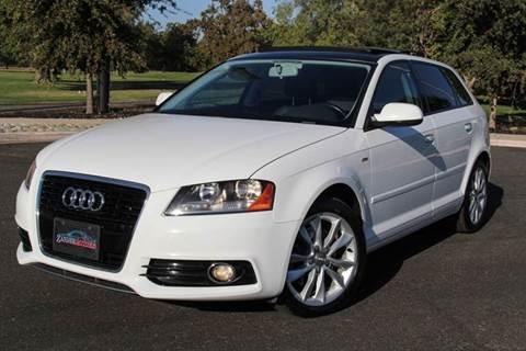 2012 Audi A3 for sale in Sacramento, CA