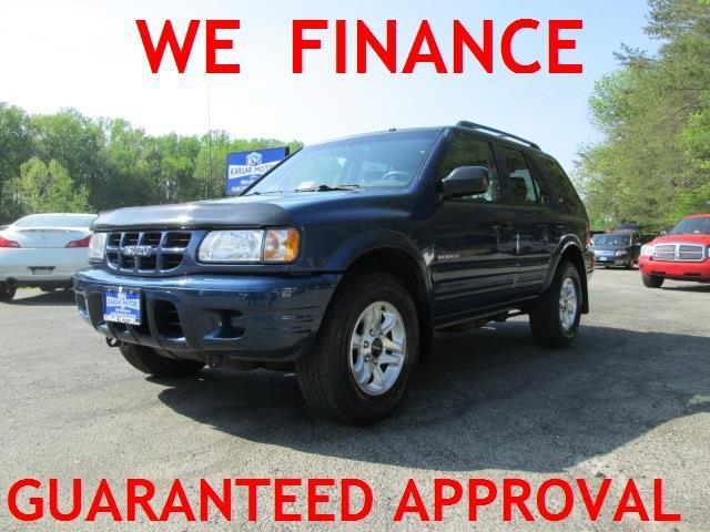 2002 Isuzu Rodeo for sale in Stafford VA