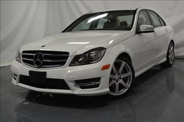 Used 2014 mercedes benz c class for sale houston tx for Mercedes benz for sale in houston