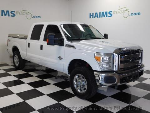 2015 Ford F-250 Super Duty for sale in Lauderdale Lakes, FL