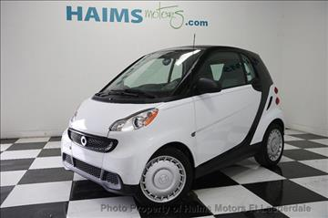 2014 Smart fortwo for sale in Lauderdale Lakes, FL