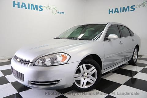 2012 Chevrolet Impala for sale in Lauderdale Lakes, FL