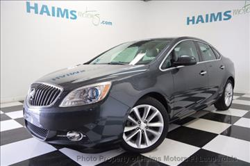 2013 Buick Verano for sale in Lauderdale Lakes, FL