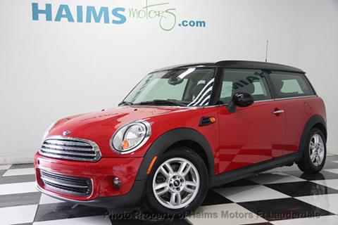 2013 MINI Clubman for sale in Lauderdale Lakes, FL