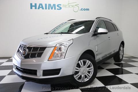 2012 Cadillac SRX for sale in Lauderdale Lakes, FL