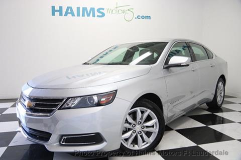 2016 Chevrolet Impala for sale in Lauderdale Lakes, FL