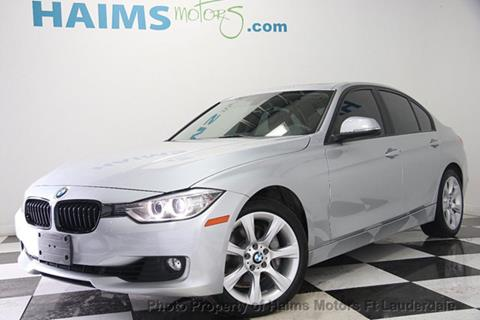 2014 BMW 3 Series for sale in Lauderdale Lakes, FL