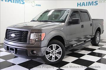 2014 ford f 150 for sale in lauderdale lakes fl - 2014 Ford F 150
