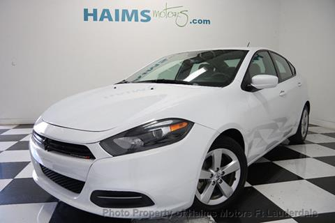 2016 Dodge Dart for sale in Lauderdale Lakes, FL