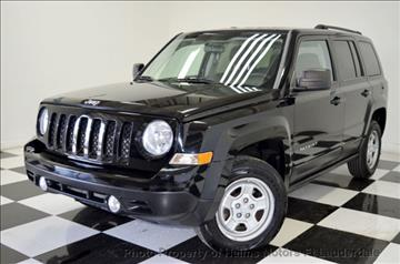 2012 Jeep Patriot for sale in Lauderdale Lakes, FL