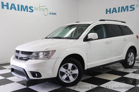 2012 Dodge Journey for sale in Lauderdale Lakes, FL
