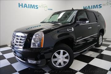 2014 Cadillac Escalade for sale in Lauderdale Lakes, FL