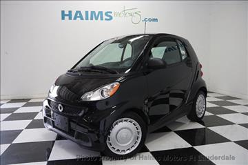 2015 Smart fortwo for sale in Lauderdale Lakes, FL