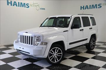 2011 Jeep Liberty for sale in Lauderdale Lakes, FL
