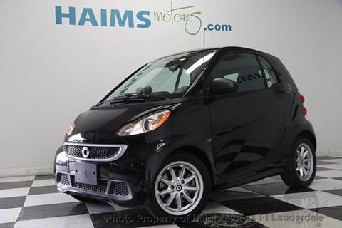 2016 Smart fortwo for sale in Lauderdale Lakes, FL