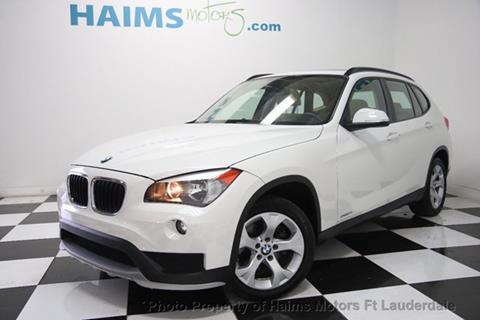 2015 BMW X1 for sale in Lauderdale Lakes, FL