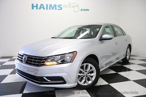 2016 Volkswagen Passat for sale in Lauderdale Lakes, FL