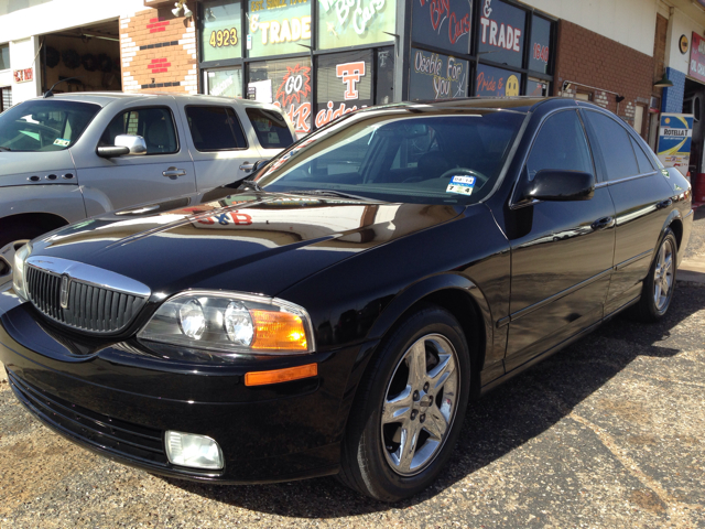 2002 Lincoln LS for sale in Lubbock TX