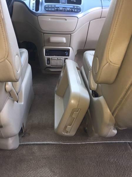 2009 Honda Odyssey EX-L 4dr Mini-Van w/DVD - Hollywood FL