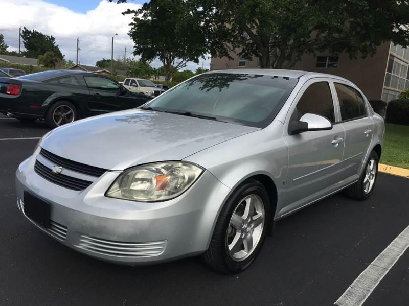 2009 Chevrolet Cobalt LT 4dr Sedan w/ 1LT - Hollywood FL
