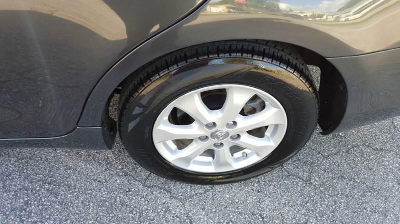 2011 Toyota Camry LE 4dr Sedan 6A - Hollywood FL