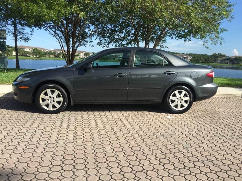 2005 Mazda MAZDA6 i Grand Touring 4dr Sports Sedan - Hollywood FL