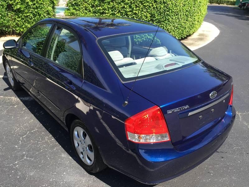 2008 Kia Spectra EX 4dr Sedan (2L I4 5M) - Hollywood FL