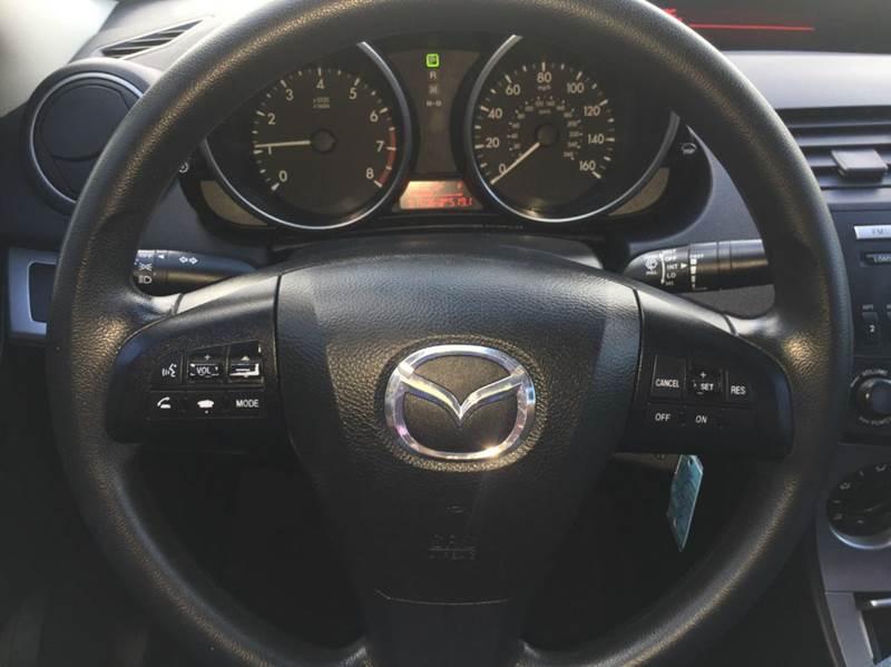 2010 Mazda MAZDA3 i Touring 4dr Sedan 5A - Hollywood FL