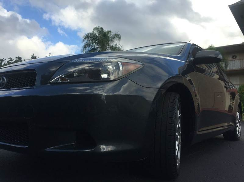 2007 Scion tC 2dr Hatchback (2.4L I4 5M) - Hollywood FL