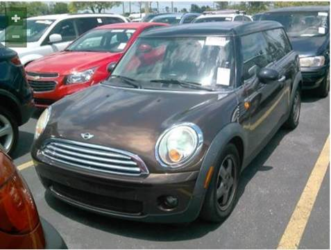 2009 MINI Cooper Clubman for sale in Hollywood, FL