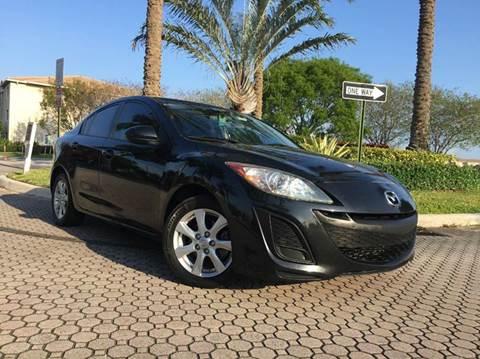 2010 Mazda MAZDA3 for sale in Hollywood, FL